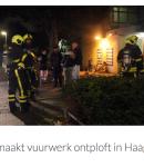 Foto SBS vuurwerk bom